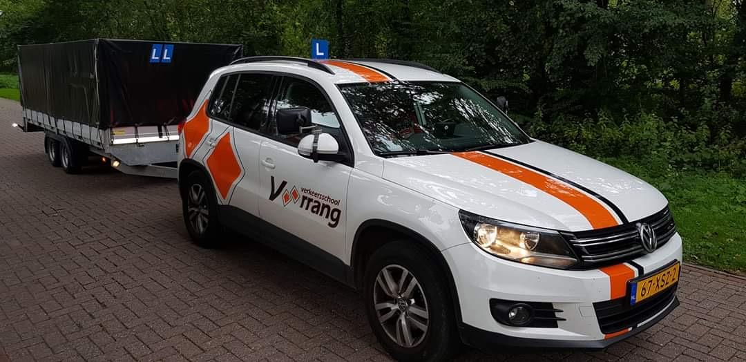 Autorijles bij rijschool Voorrang in Sappemeer